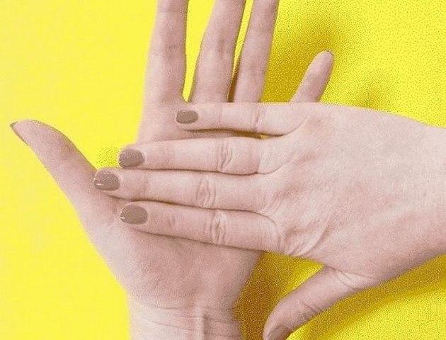 Держать себя за палец 20 секунд. Результат просто поразительный! Японские целители считают, что руки ... - 6