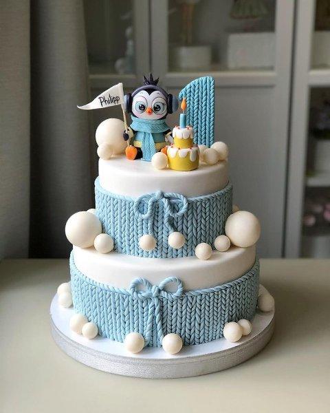 Фантастически сказочные тортики.Автор: Диля Кабилова (kabilova_cake)#креатив@bon - 3