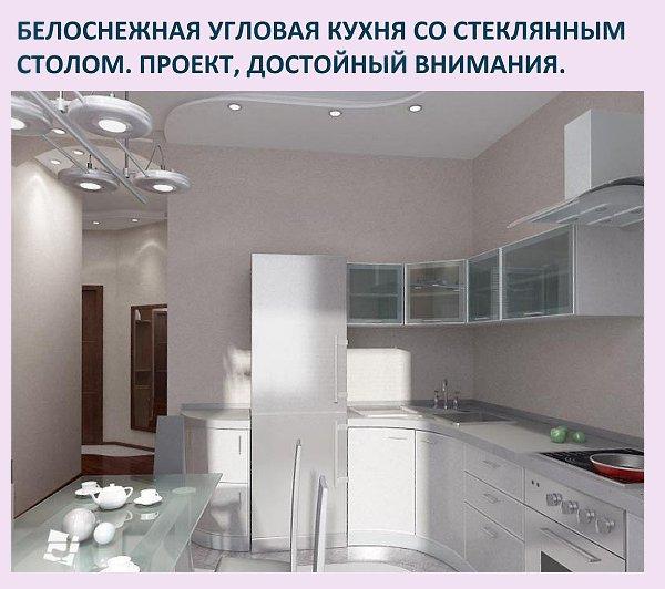 Для тех, кому не нужны шкафы в потолок)