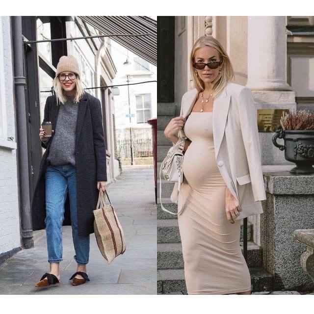 Стильная беременность - 9