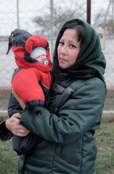 Эти матеря воспитывающие своих детей за решеткой... Детей жалко пчпчпч - 5