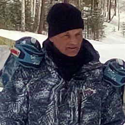Виктор, 65 лет, Кыштым